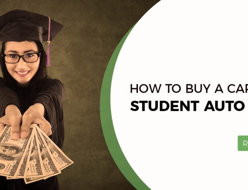 Buy a Car or Vehicle With Student Auto Loan makes Your University Life Easier